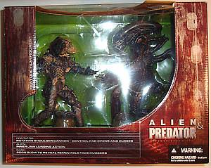 Movie Maniacs Series 5: Alien & Predator