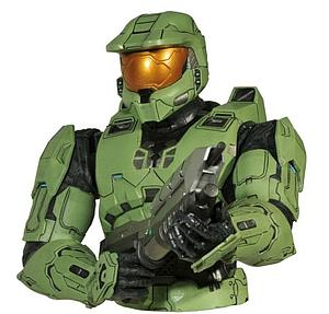 Halo Master Chief Bust Bank