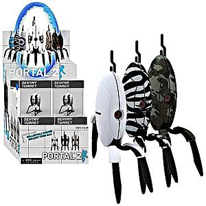 Portal 2 Sentry Turret Mini-Figures Series 1 Pack