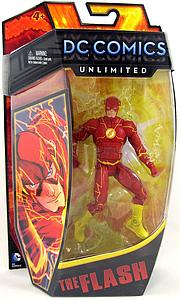 Mattel DC Comics Unlimited Series 1: The Flash