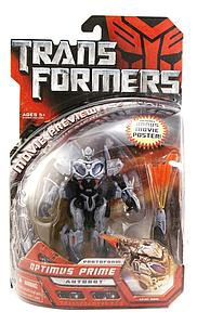 Transformers Movie Preview Series Deluxe Class: Protoform Optimus Prime