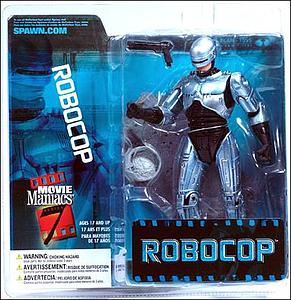 Movie Maniacs Series 7: RoboCop