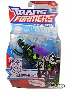 Transformers Animated Series Deluxe Class Waspinator