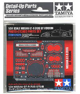 Super GT Nissan PE Parts - Photo Etched Parts Set (12629)