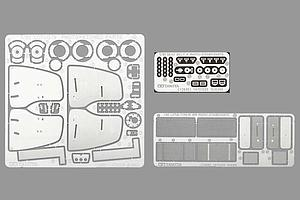 1/20 Lotus Type 79 PE Parts - Photo Etched Parts (12639)