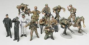 WWII German Panzer Grenadier Set (32514)
