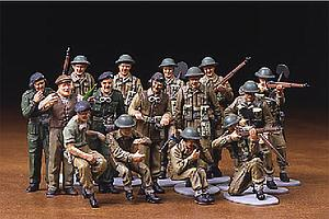 British Infantry Set - European Campaign (32526)