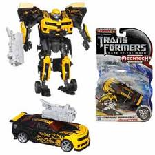 Transformers Dark of the Moon Series Deluxe Class Cyberfire Bumblebee