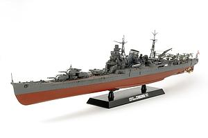 Japanese Heavy Cruser Chikuma (78027)