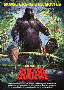 Monsters of the Movies: The Mighty Kogar (659)
