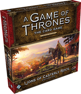 A Game of Thrones: The Card Game - Lions of Casterly Rock
