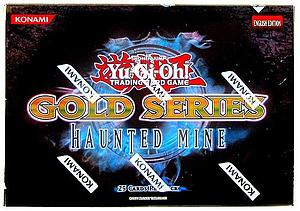 Yugioh Trading Card Game Gold Series 5 Haunted Mine: Booster Pack
