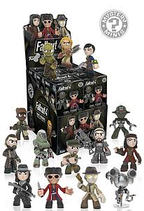 Mystery Minis Blind Box: Fallout 4 (12 Packs) (Vaulted)