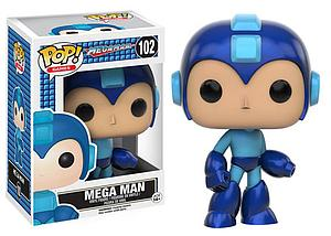 Pop! Games Mega Man Vinyl Figure Mega Man #102