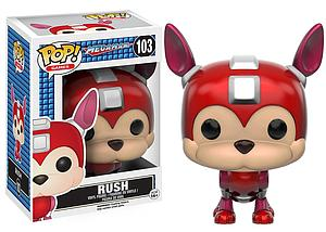 Pop! Games Mega Man Vinyl Figure Rush #103