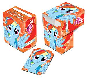 Deck Box: My Little Pony Rainbow Dash