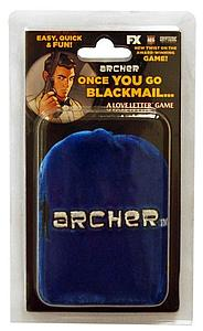 Love Letter Archer Once You Go Blackmail (Clamshell Edition)