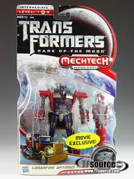Transformers Dark of the Moon Series Deluxe Class Optimus Prime