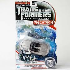 Transformers Dark of the Moon Series Deluxe Class Sideswipe