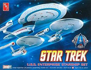 Cadet Series: Enterprise Set (660)