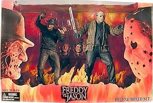 Deluxe Boxed Sets: Freddy vs. Jason