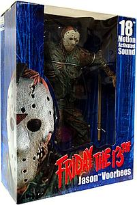 Friday the 13th 18 Inch: Jason Voorhees (Motion Activated Sound)