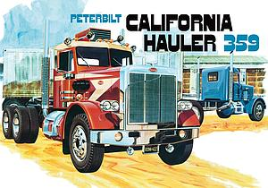Peterbilt 359 California Hauler Conventional (866)