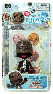 Little Big Planet 4 Inch Series 3: Sackboy (Angry)