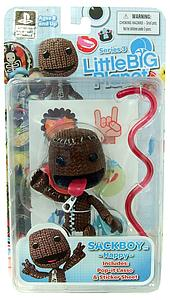 Little Big Planet 4 Inch Series 3: Sackboy (Happy)