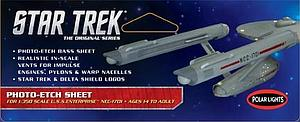 Star Trek USS Enterprise Photoetch (MKA009)