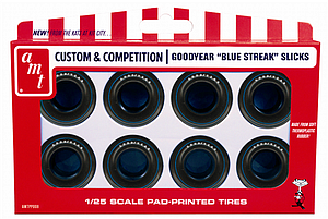 Goodyear Blue Streak Drag Slicks Parts Pack (PP008)