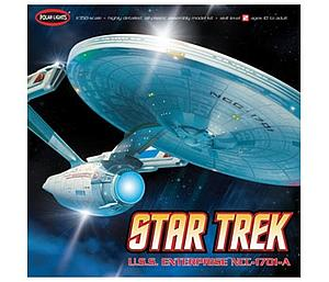Star Trek USS Enterprise A (808)