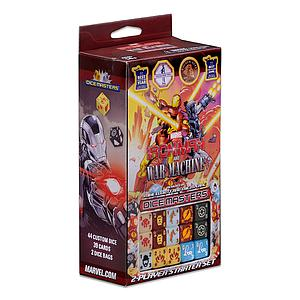 Marvel Dice Masters: Iron Man & War Machine Starter Set