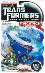Transformers Dark of the Moon Series Deluxe Class Thundercracker