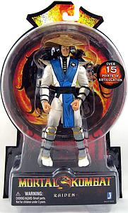 "Mortal Kombat Series 1 6"" Raiden"