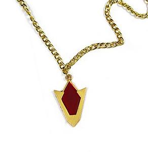 Zelda Necklace Goron Ruby