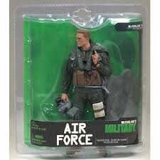 Military Series 7: Air Force Fighter Pilot