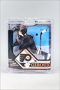 NHL Sportspicks Series 32 Claude Giroux (Philadelphia Flyers) Black Jersey Collector Level Gold (Only 500 Made)