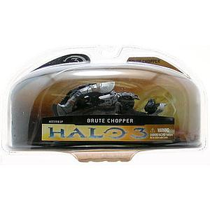 Halo 3 Series 1: Brute Chopper (Mini-Vehicle)