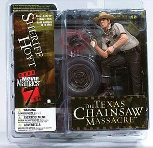 The Texas Chainsaw Massacre Movie Maniacs Series 7: Sheriff Hoyt