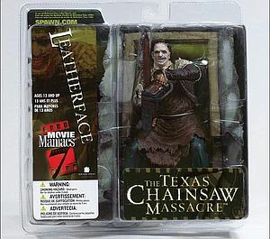 The Texas Chainsaw Massacre Movie Maniacs Series 7: Leatherface