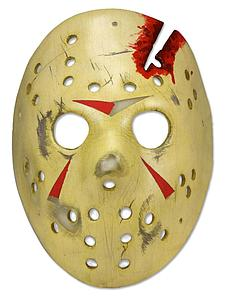 FRIDAY the 13th Part 4: Jason Mask Prop Replica