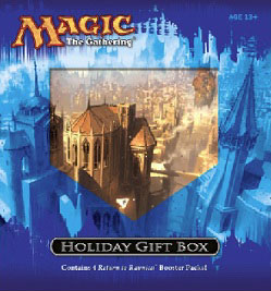 Magic the Gathering: Return to Ravnica - Holiday Gift Box 2012