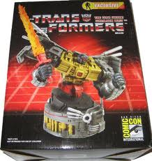 Transformers The War Within Bust Series Class Grimlock