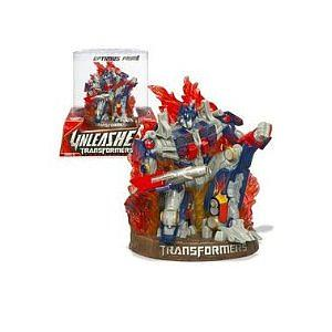 Transformers Unleashed Turnarounds Statue: Optimus Prime