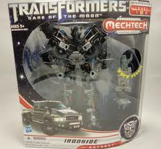 Transformers Dark of the Moon Series Voyager Class Ironhide