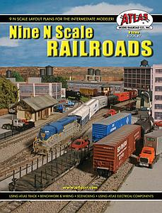 Nine N Scale Railroads (7)