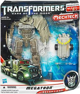 Transformers Dark of the Moon Series Voyager Class Megatron
