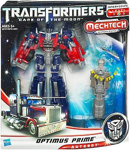 Transformers Dark of the Moon Series Voyager Class Optimus Prime