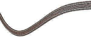 "Code 55 30"" Flex Track Bulk [5 Pieces] (2000)"